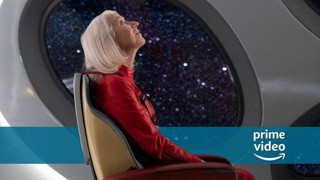 """Neu auf Amazon Prime Video: Lohnt sich die neue Sci-Fi-Serie """"Solos"""" mit Morgan Freeman, Anne Hathaway und Helen Mirren?"""