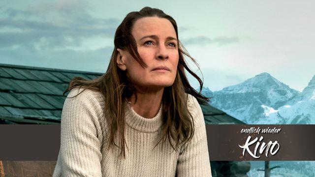 """Wonder Womans Tante mit oscarreifer Leistung: Deutscher Trailer zu """"Abseits des Lebens"""" von und mit Robin Wright"""
