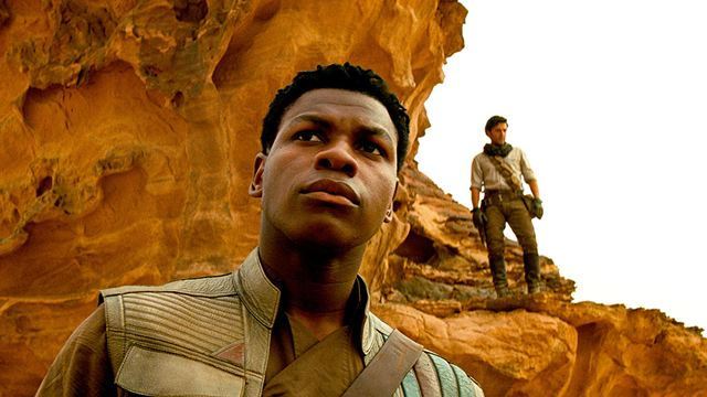 """Als Wiedergutmachung? John Boyegas Finn soll seine eigene """"Star Wars""""-Serie auf Disney+ bekommen"""