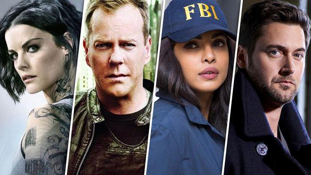 """Mit """"The Blacklist"""" auf Netflix durch? Diese Serien verkürzen euch die Wartezeit auf Staffel 9"""