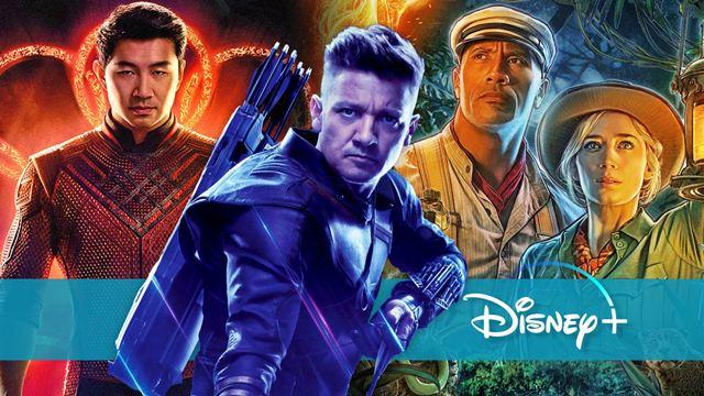 Marvel-Blockbuster, MCU-Serie, Action mit The Rock & viel mehr: Alle Filme & Serien neu auf Disney+ im November 2021
