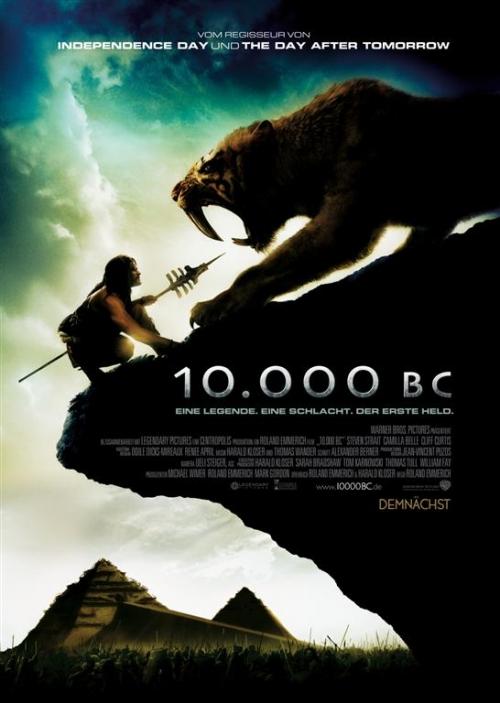 10.000 Bc Schauspieler