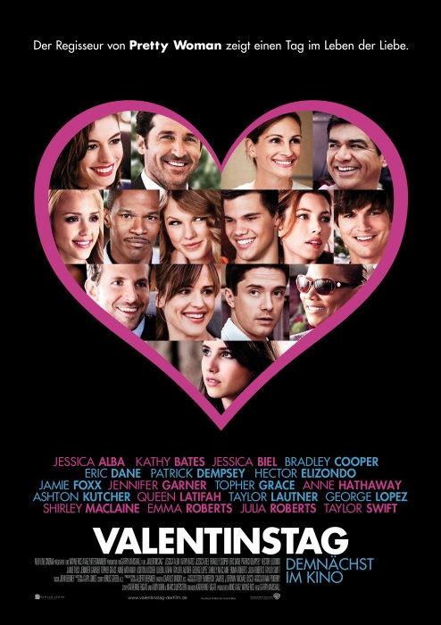 Musik zum film valentinstag