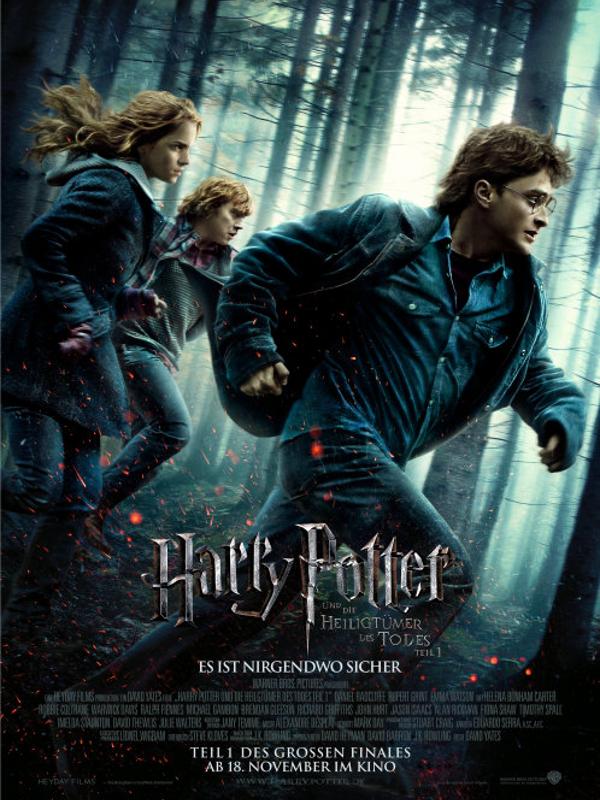 Userkritiken Zum Film Harry Potter Und Die Heiligtumer Des Todes Teil 1 Seite 6 Filmstarts De