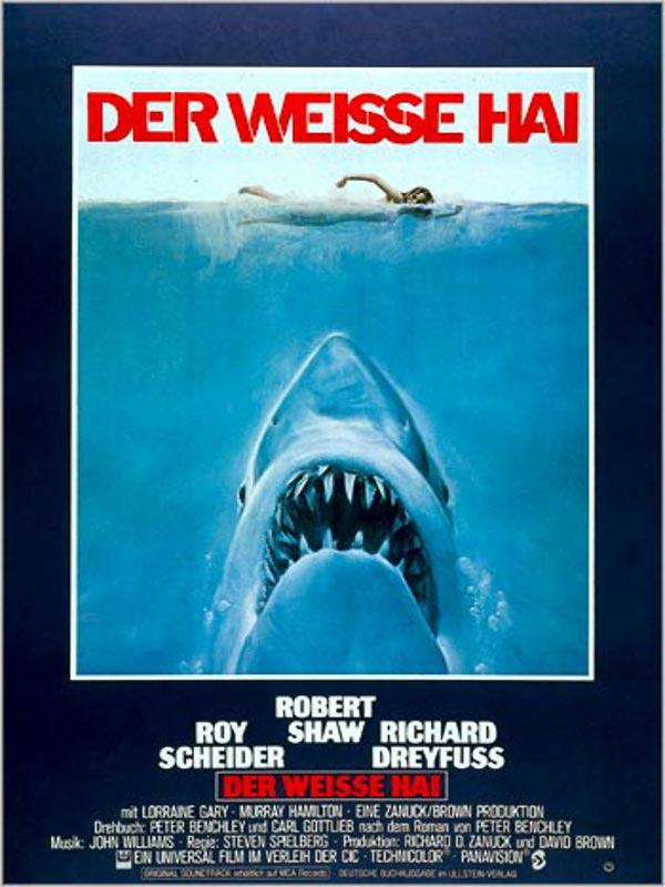 Der Weisse Hai Film 1975 Filmstarts De