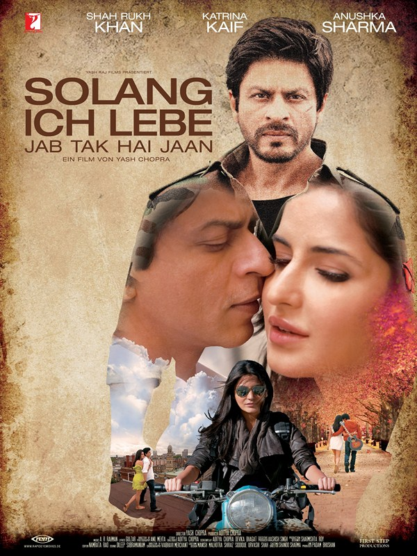 Solang Ich Lebe Jab Tak Hai Jaan Film 2012 Filmstarts De