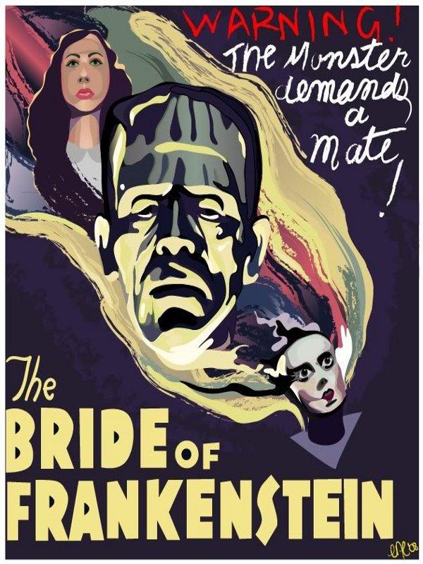 Frankensteins Braut Stream