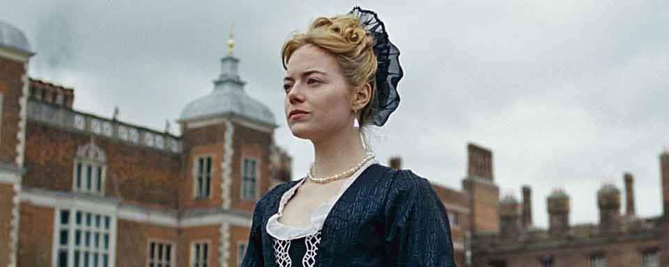 Emma Stone Die Favoritin