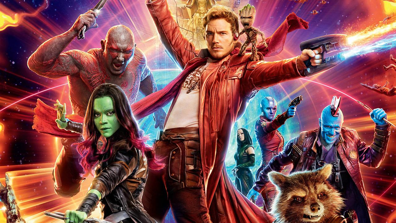 Nach Guardians Of The Galaxy 3 ist Schluss (für James