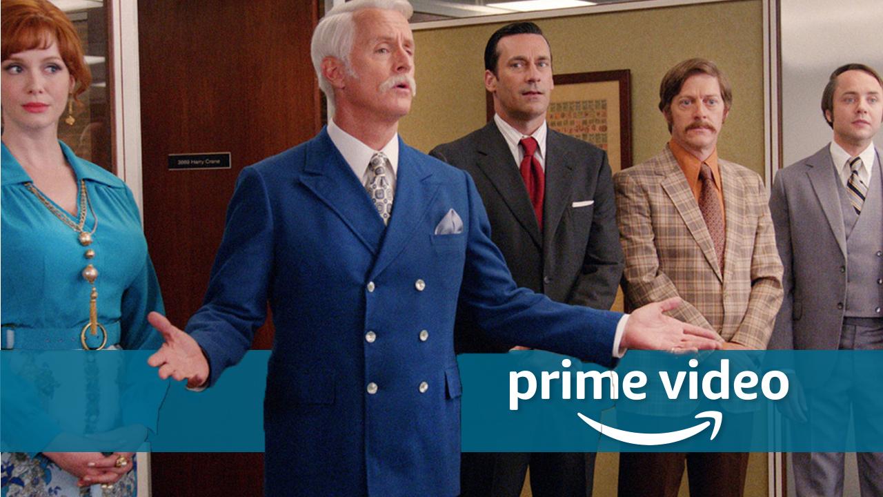 Neu bei Amazon Prime Video: Eine der besten Serien aller Zeiten