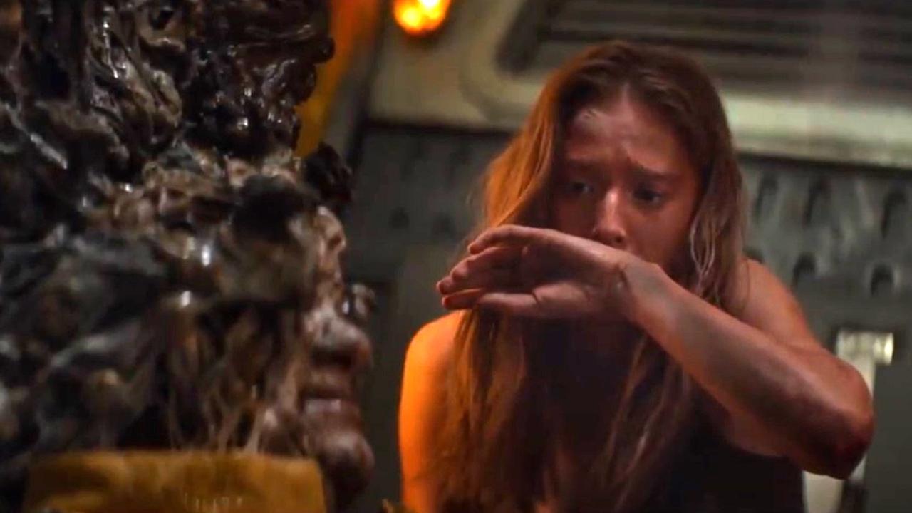 """Ekliger Sci-Fi-Body-Horror á la """"The Thing"""": Deutscher Trailer zu """"Superdeep"""""""
