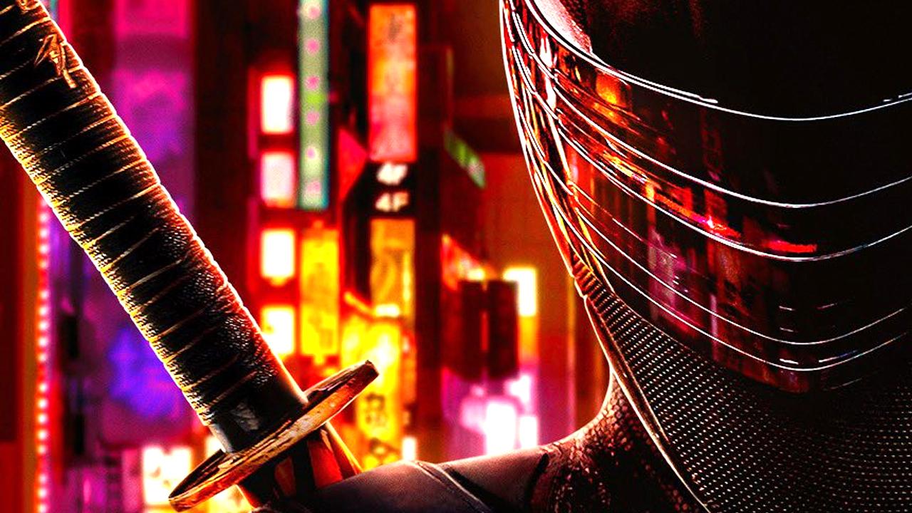 """Konkurrenz für Marvels """"Shang-Chi"""": Spektakuläre Martial-Arts-Action im neuen Trailer zum """"G.I. Joe""""-Spin-off """"Snake Eyes"""""""