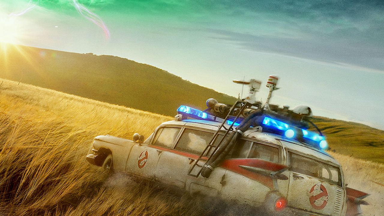 """Das legendäre Sci-Fi-Abenteuer geht in die nächste Runde: Neuer Trailer zu """"Ghostbusters: Legacy"""""""