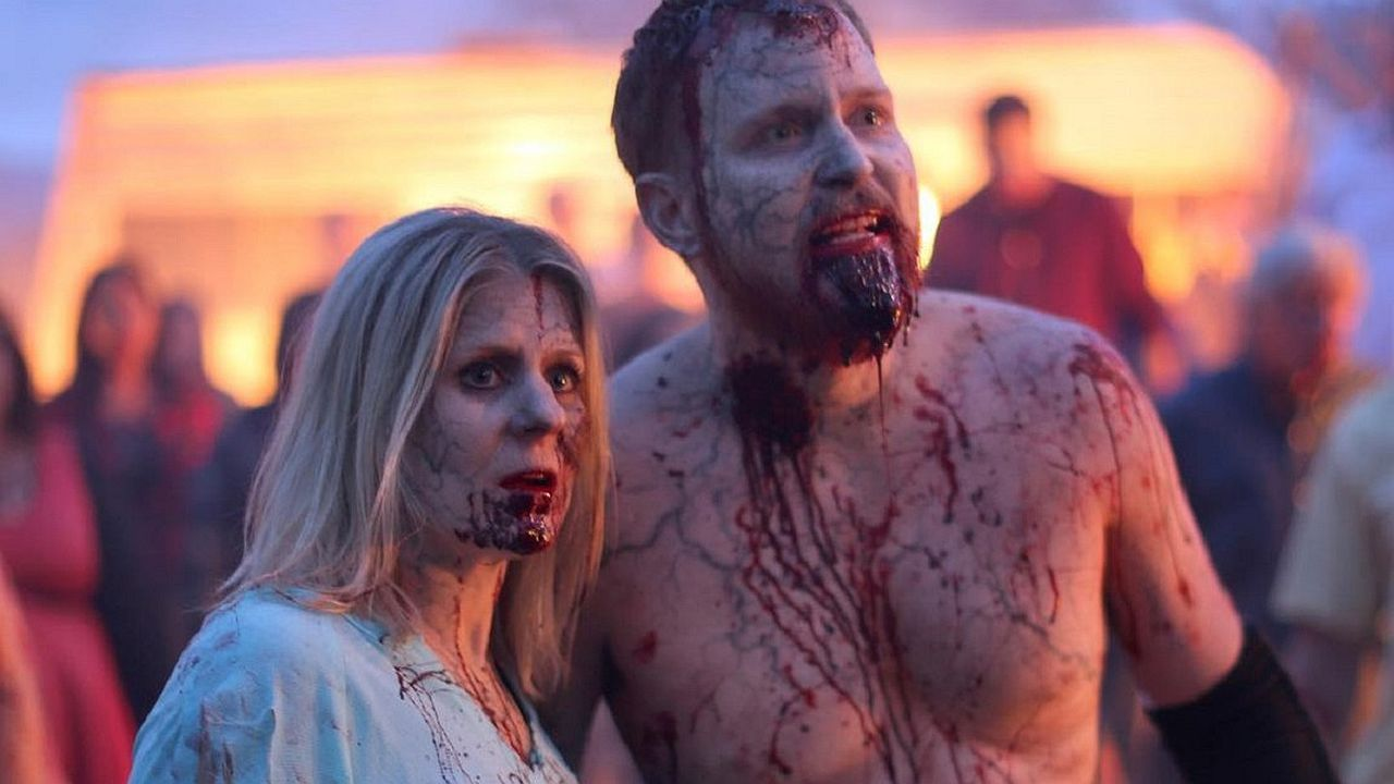 """Untote Wrestler im Trailer zum Horror-Spaß """"The Manson Brothers Midnight Zombie Massacre"""""""