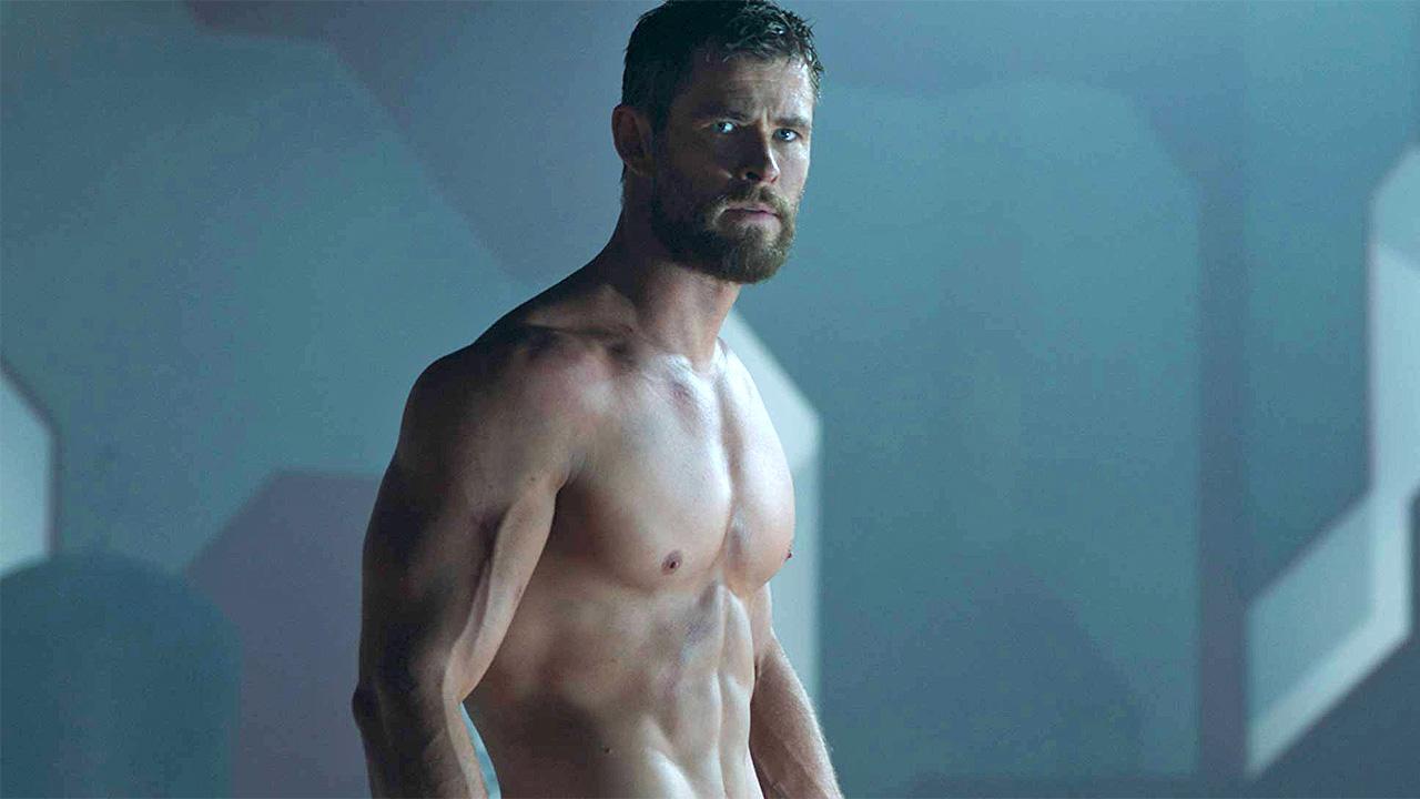"""Nicht nachmachen! Diese """"Thor 4""""-Trainingseinheit von Marvel-Star Chris Hemsworth ist einfach nur krank"""