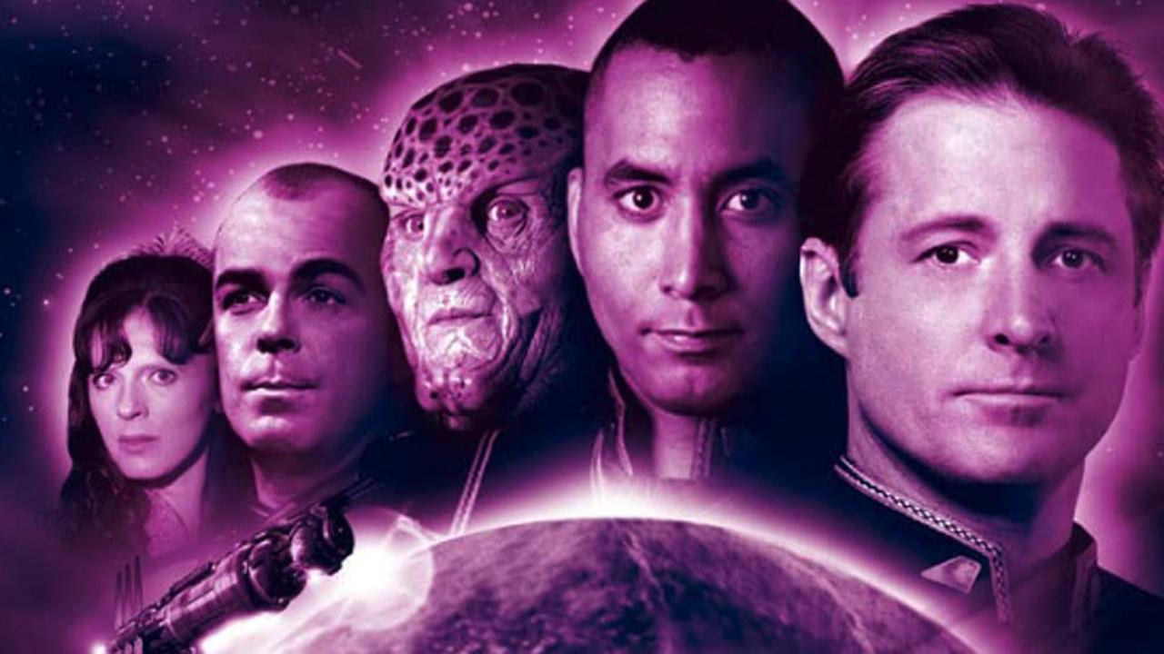 """""""Babylon 5"""": Die beliebte Sci-Fi-Serie bekommt ein Reboot – und der Original-Schöpfer ist wieder an Bord"""