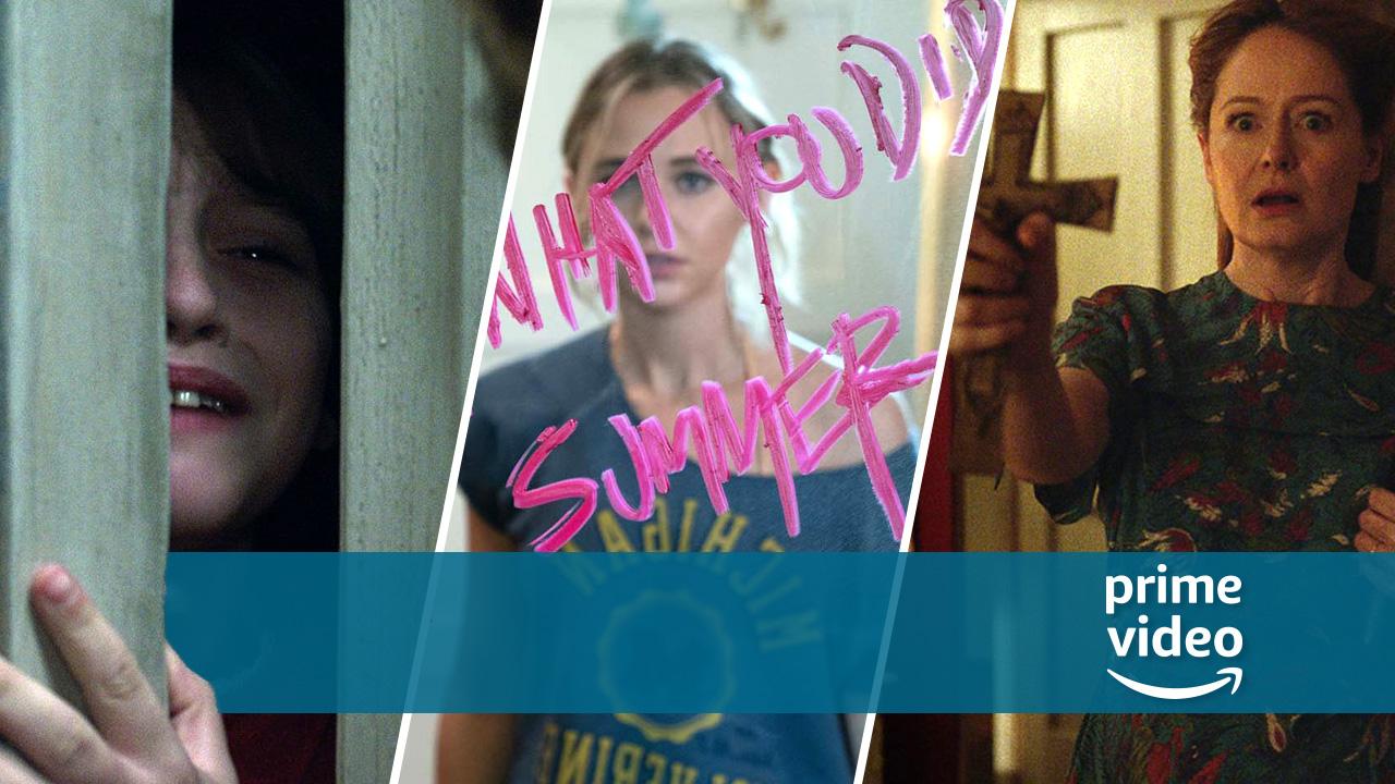 """Horror-Nachschub neu bei Amazon Prime: """"Conjuring"""", """"Ich weiß, was du letzten Sommer getan hast"""" & weitere Highlights"""