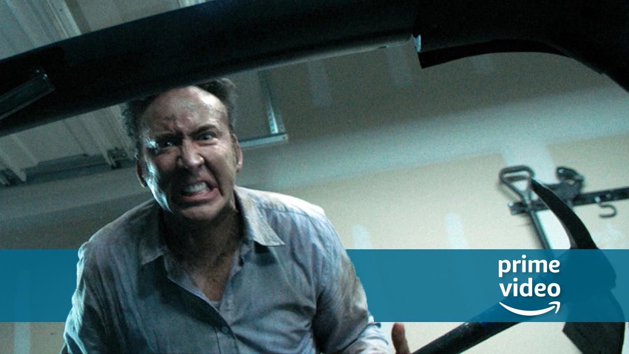 """Neu bei Amazon Prime: In dieser völlig irren Thriller-Groteske vom """"Crank""""-Macher geht Nicolas Cage auf seine Kinder los"""