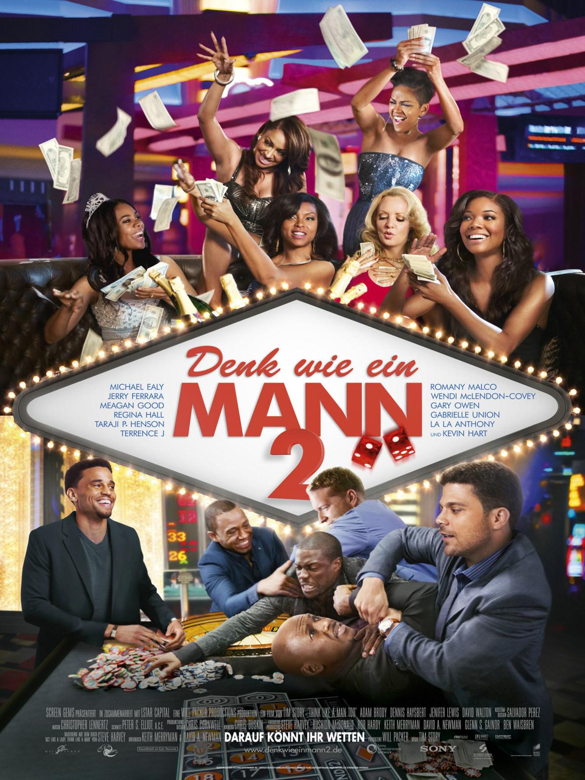Denk wie ein Mann 2 - Film 2014 - FILMSTARTS.de