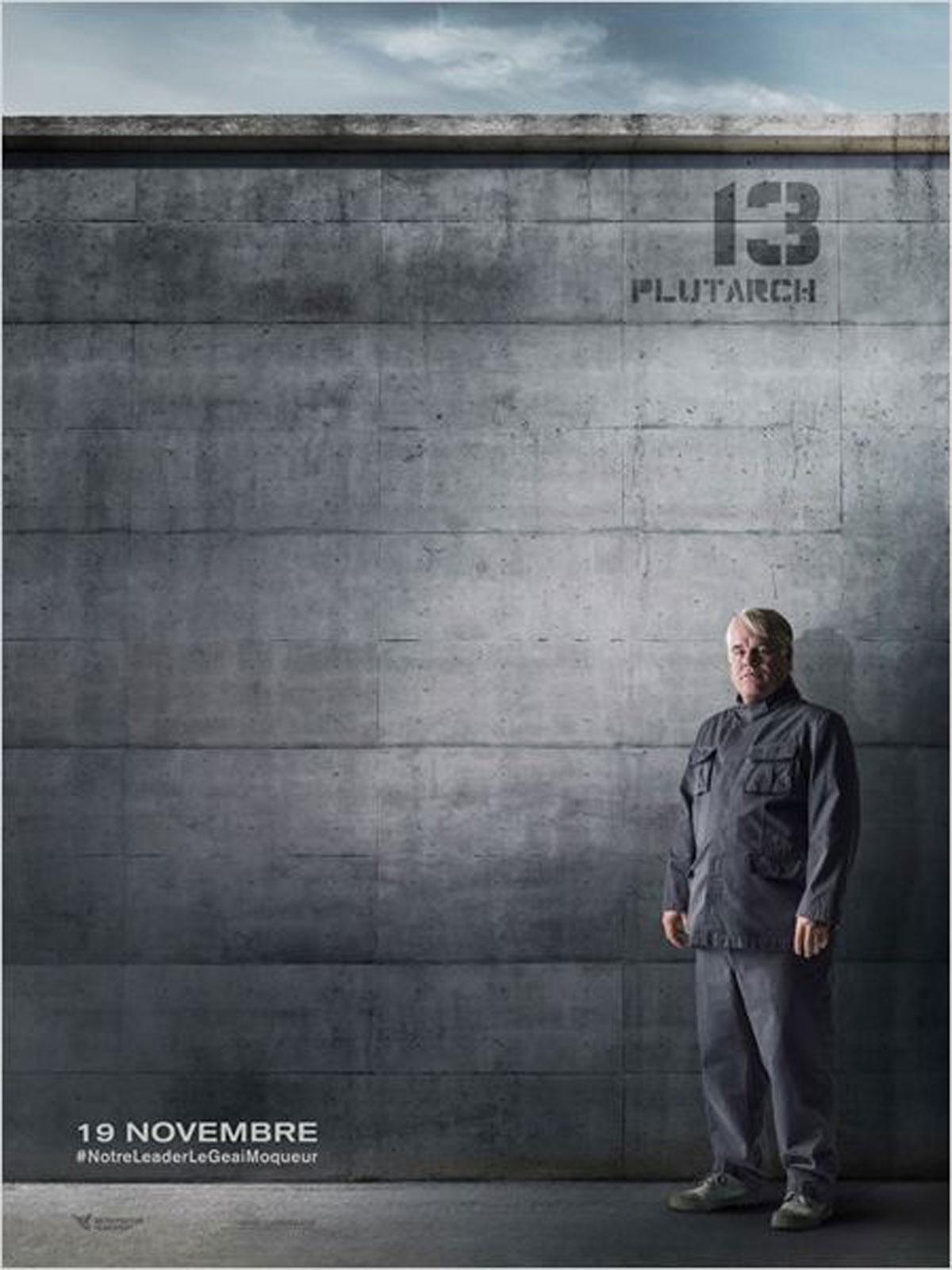 Poster zum Die Tribute von Panem 3 - Mockingjay Teil 1
