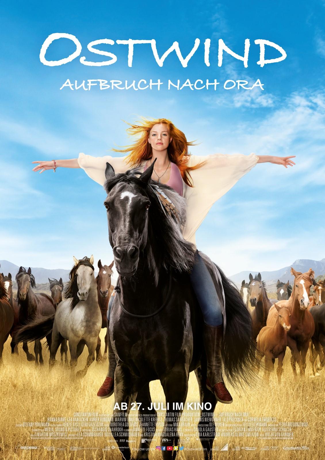 [好雷] 馬麻吉3:拯救綠洲 Ostwind - Aufbruch nach Ora (2017德