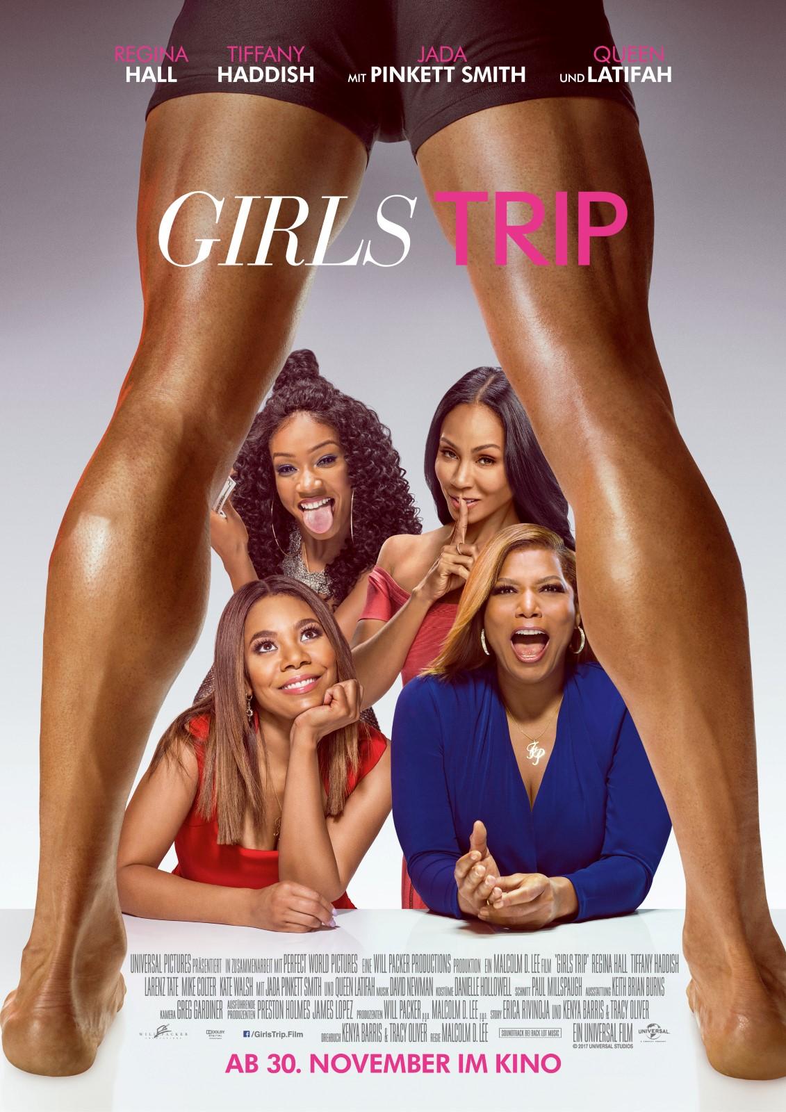 Alle Filme Mit Queen Latifah girls trip - film 2017 - filmstarts.de