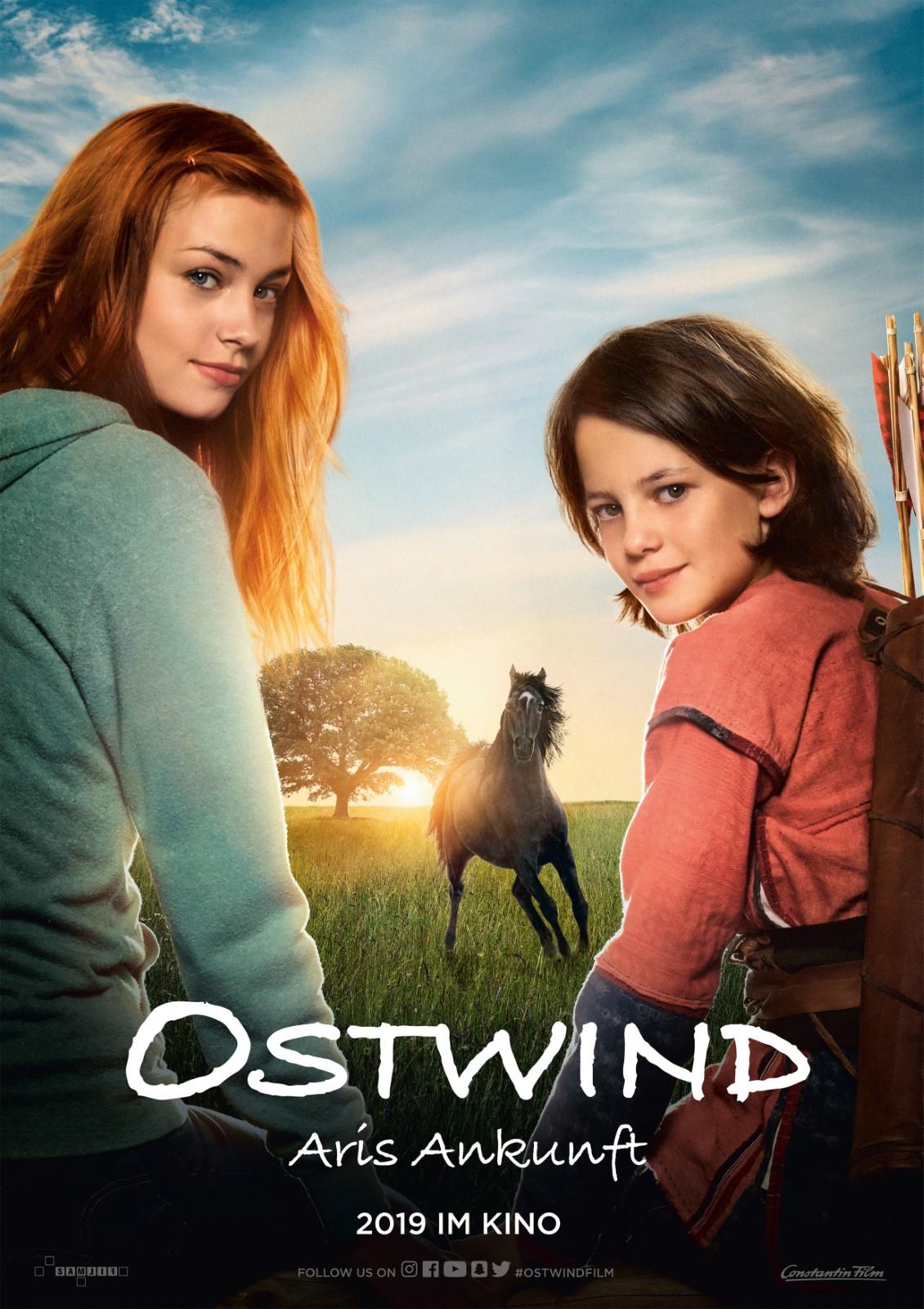 [好雷] 馬麻吉4:勇敢傳說 Ostwind: Aris Ankunft (2019 德國片)