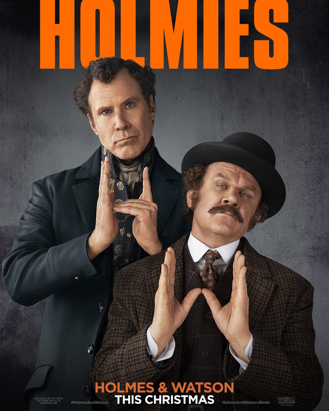 Holmes & Watson Besetzung