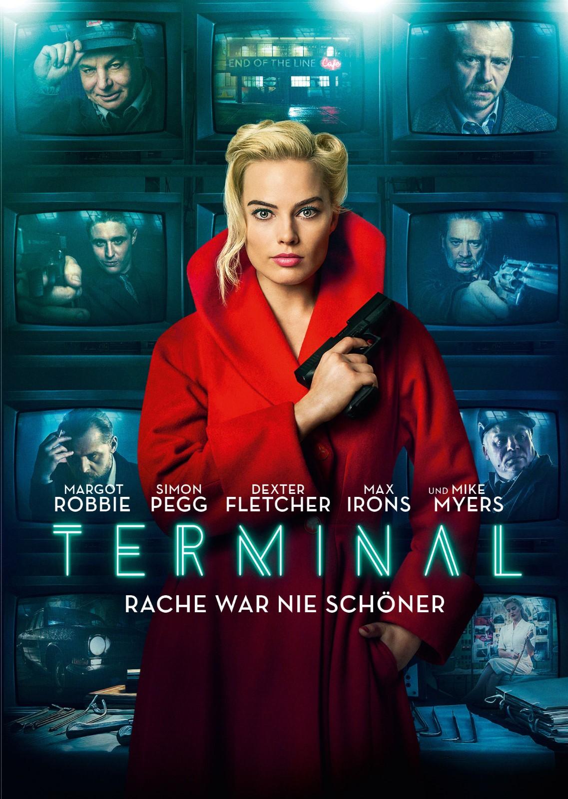 Terminal - Rache war nie schöner - Die Filmstarts-Kritik