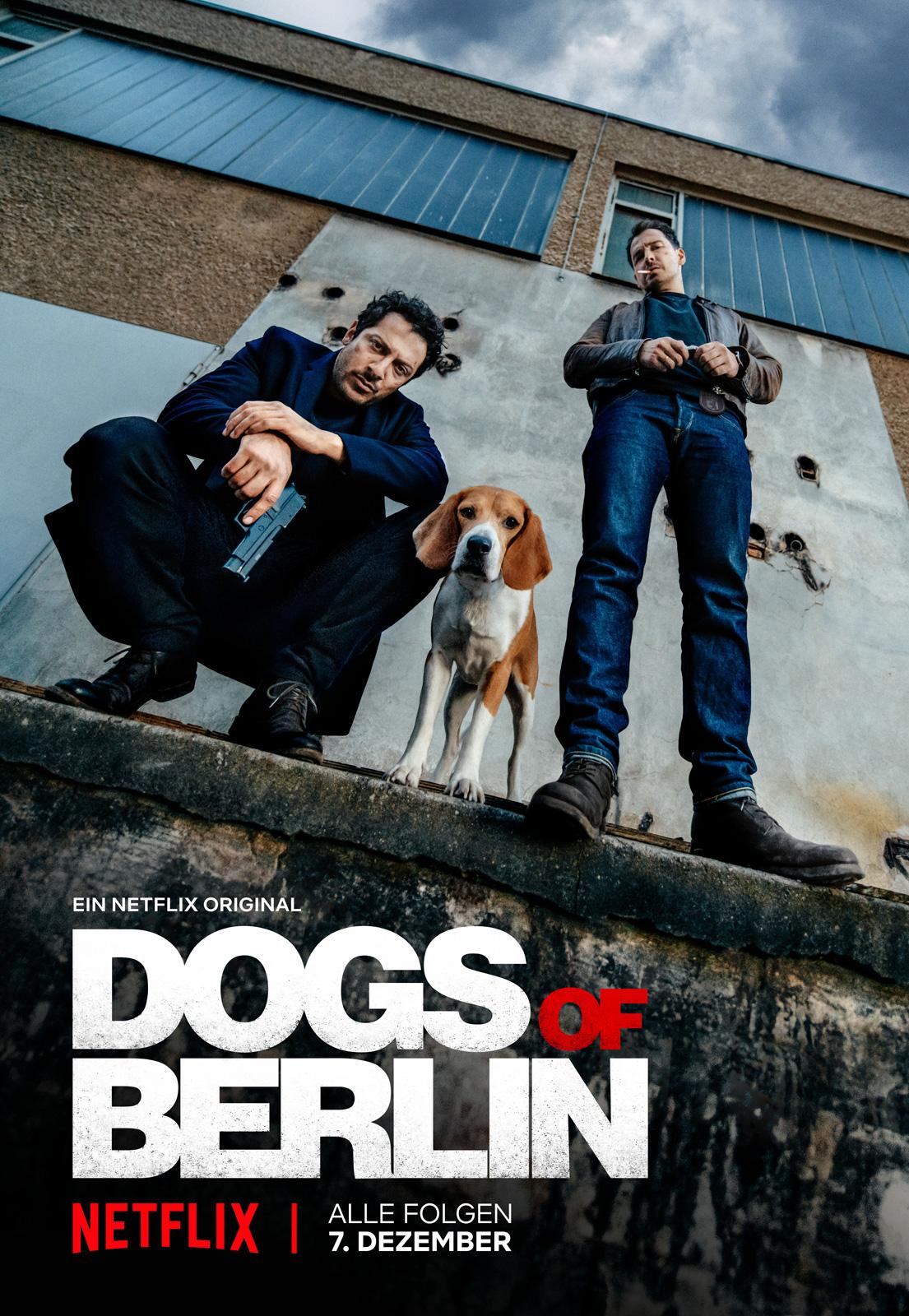 [心得] 柏林犬 Dogs of Berlin S01 (雷) Netflix 德國警匪劇