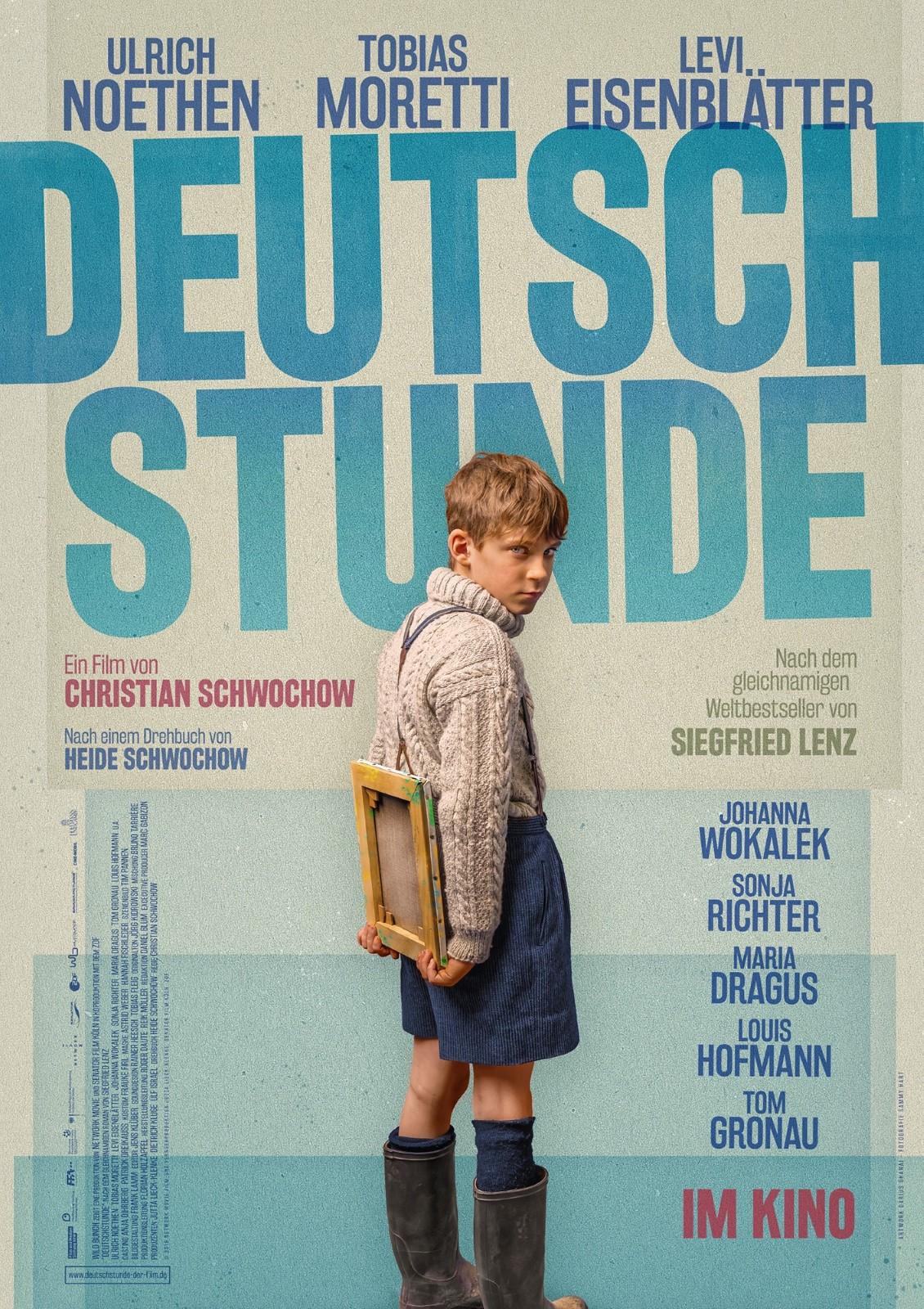 [好雷] 偷畫男孩 Deutschstunde