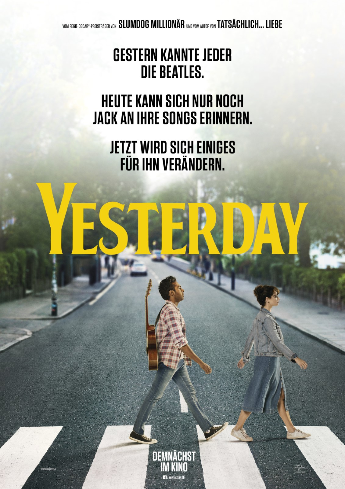 Yesterday Film 2019 Filmstarts De