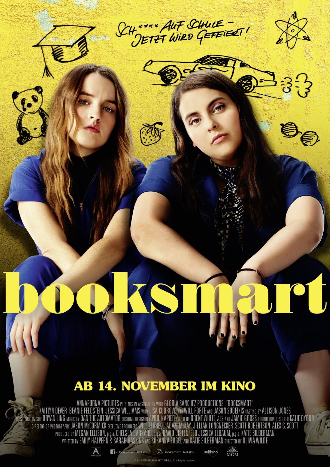 Poster zum Booksmart   Bild 20 auf 20   FILMSTARTS.de
