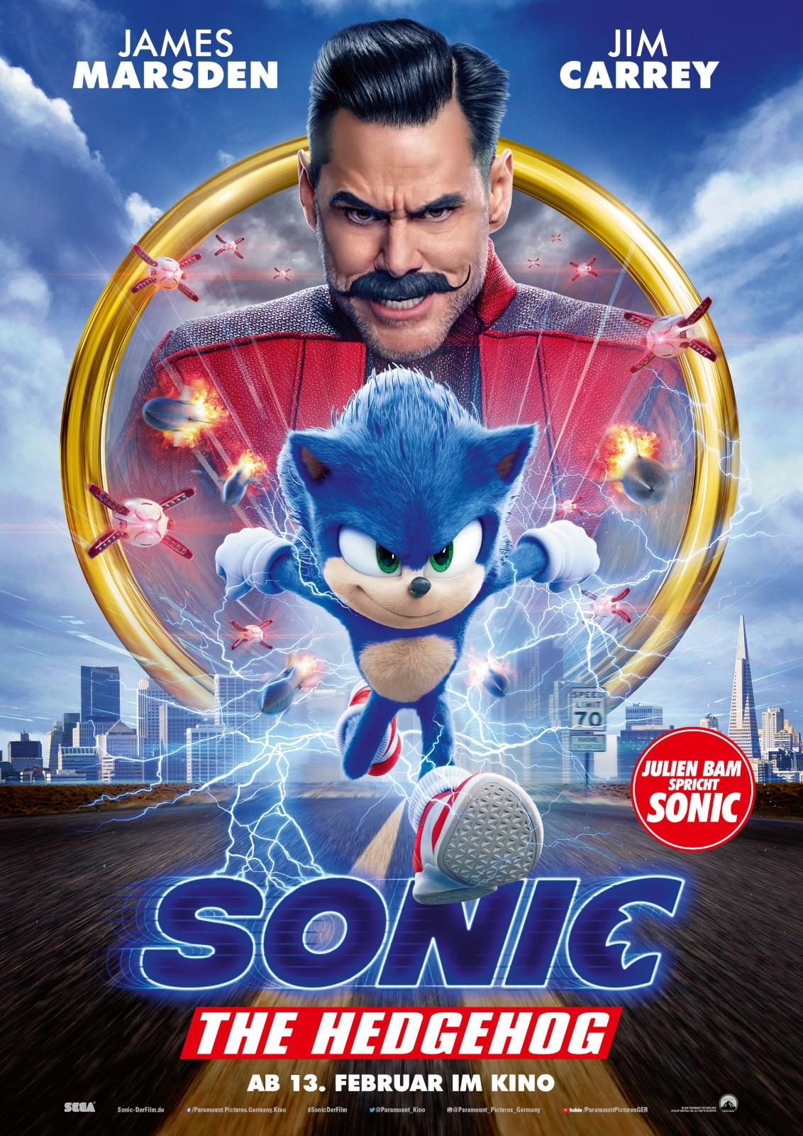 Sonic The Hedgehog   Film 20   FILMSTARTS.de