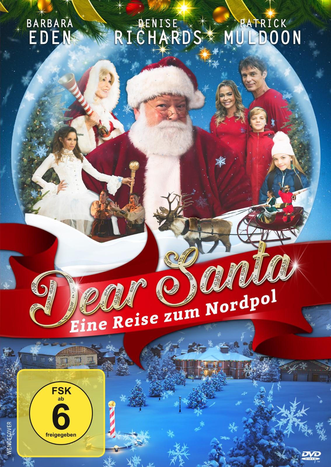 [DE] Dear Santa - Eine Reise zum Nordpol