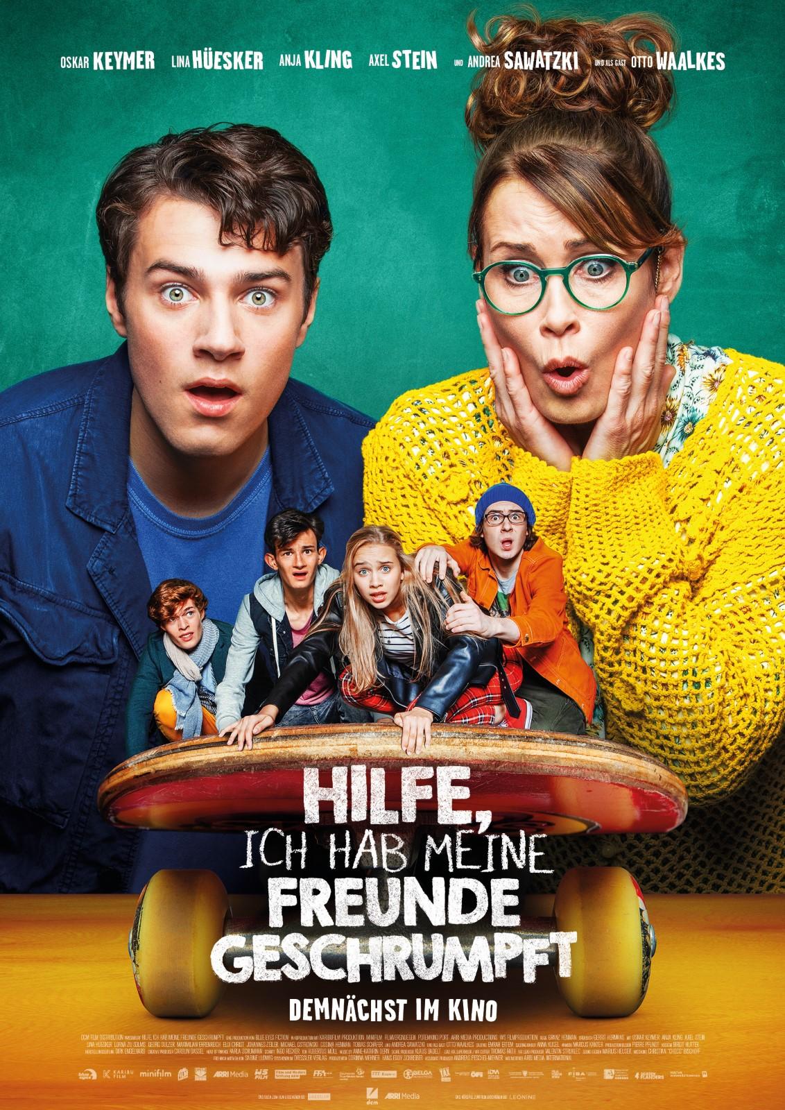 Hilfe, ich hab meine Freunde geschrumpft - Film 2021 - FILMSTARTS.de
