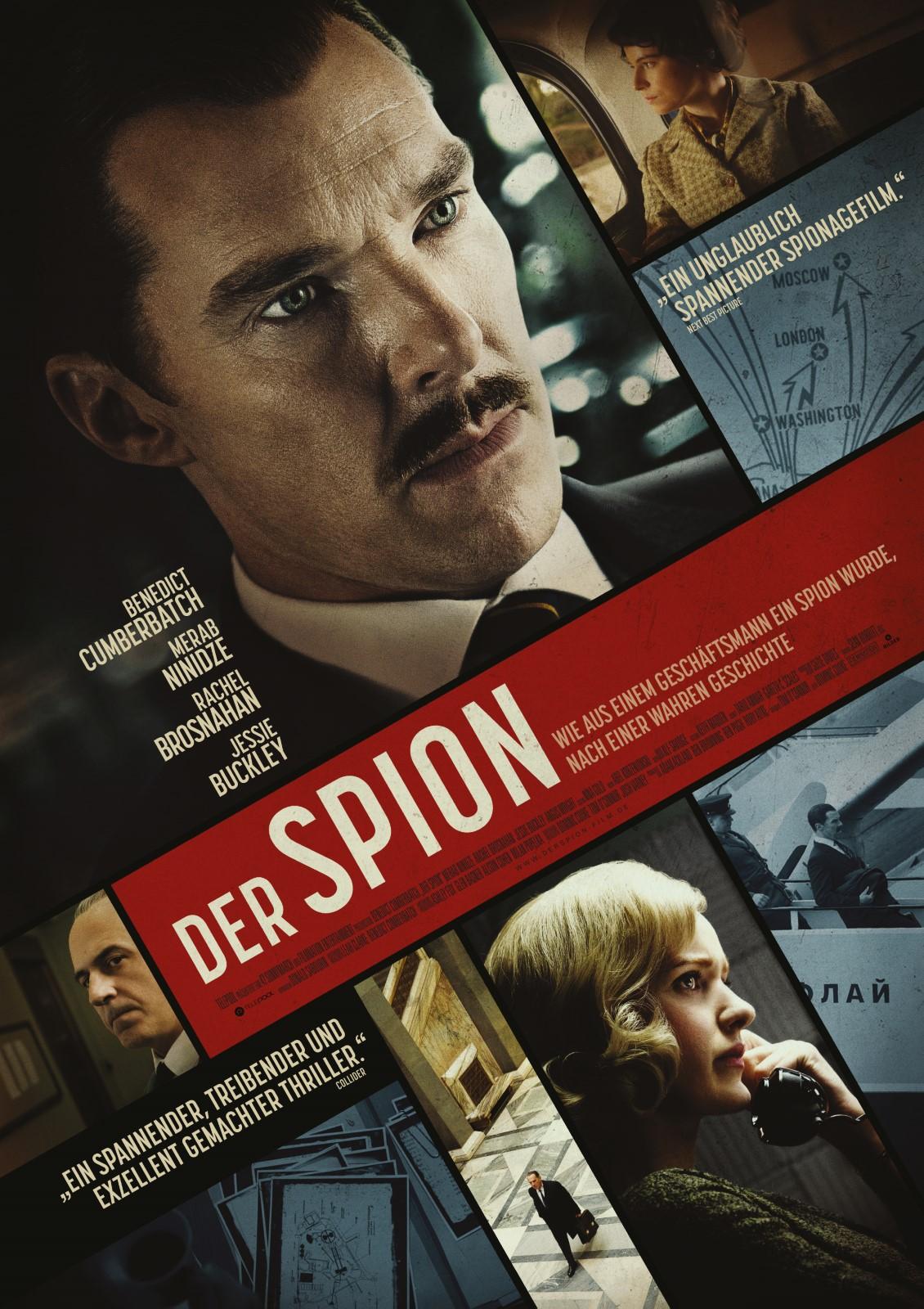 Poster Der Spion