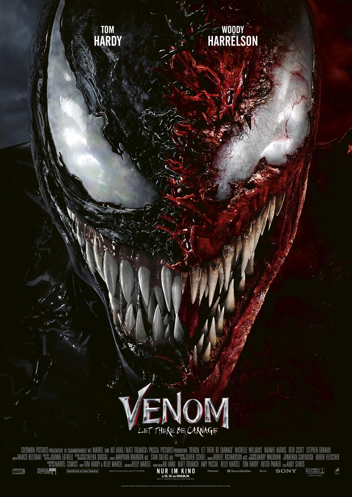 Poster Venom 2