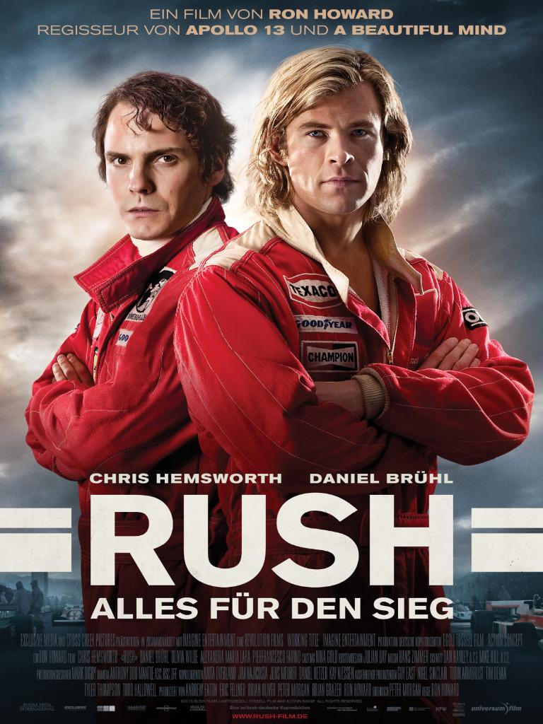 Rush Alles Fur Den Sieg Film 2013 Filmstarts De
