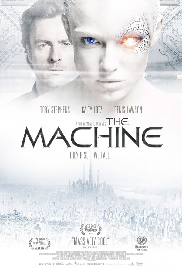 The Machine They Rise We Fall