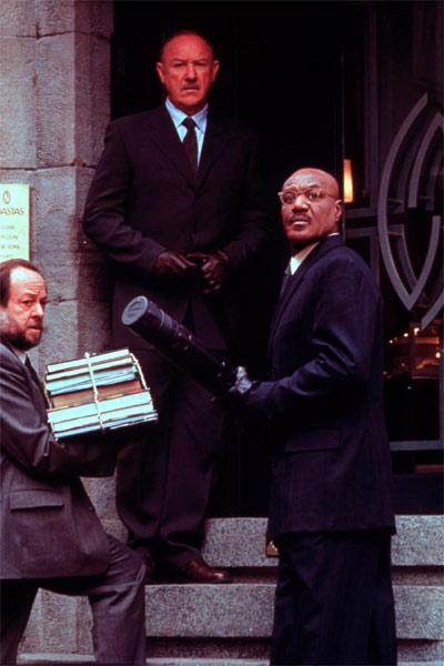 Heist - Der letzte Coup: Delroy Lindo, Ricky Jay, Gene Hackman