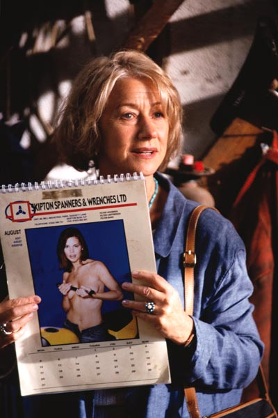 Kalender Girls: Nigel Cole, Helen Mirren