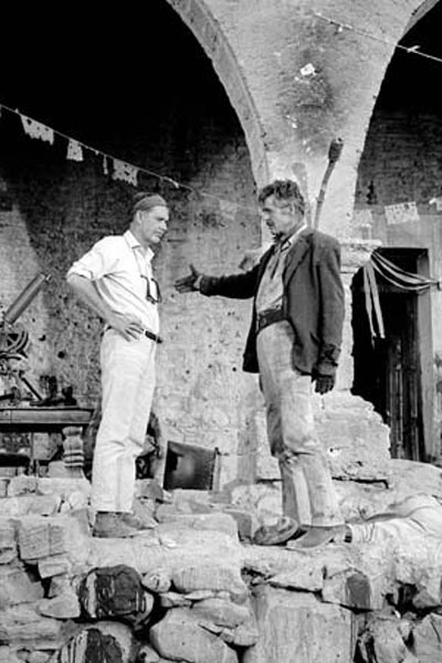 The Wild Bunch : Bild Sam Peckinpah