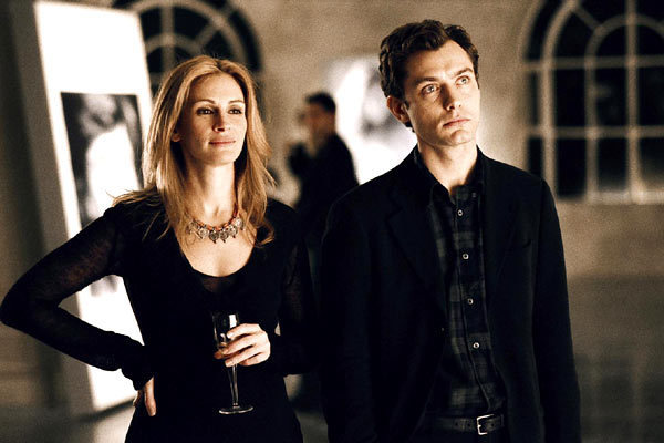Hautnah: Jude Law, Julia Roberts