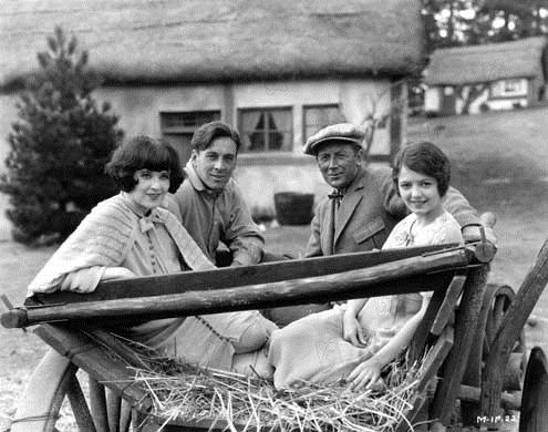 Sonnenaufgang : Bild F.W. Murnau, George O'Brien, Janet Gaynor, Margaret Livingstone