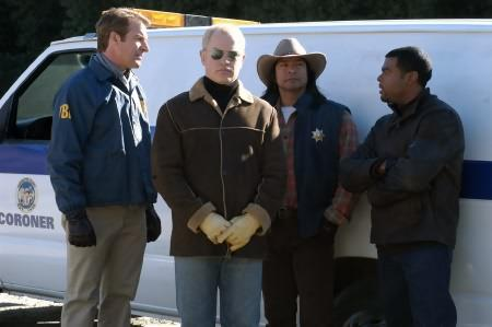 Medical Investigation : Bild Gil Birmingham, Kevin Kilner, Neal McDonough, Troy Winbush