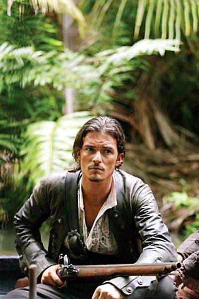 Pirates of the Caribbean - Fluch der Karibik 2 : Bild Orlando Bloom