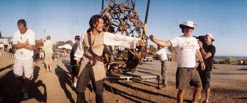 Pirates of the Caribbean - Fluch der Karibik 2 : Bild Johnny Depp, Orlando Bloom