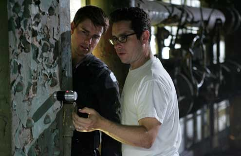 Mission: Impossible III: J.J. Abrams, Tom Cruise