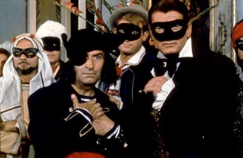 Fantomas gegen Interpol: Louis de Funès, Jean Marais, André Hunebelle